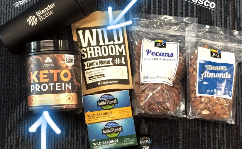 Keto Travel