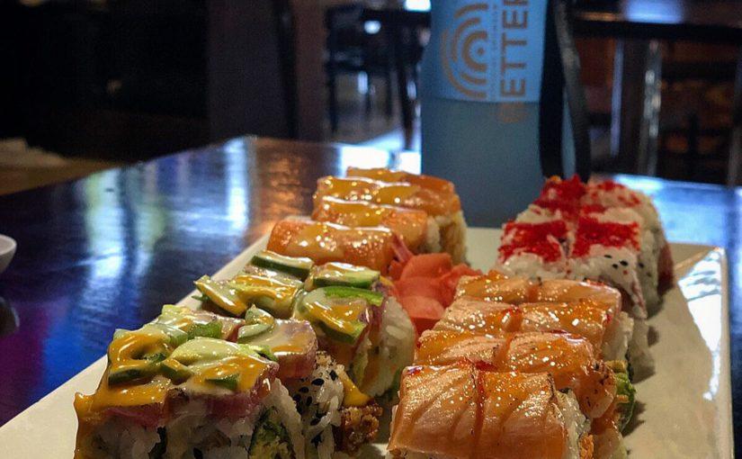 CONTEXT: Sushi